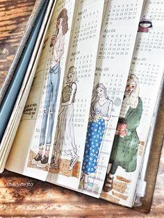 #mylifeinaleatherboundnotebook #travelersnotebookPH #midoritravelersnotebook #CreativeNook #iamjoanjay #iamJUANofakind Planner Pages, Travelers Notebook, Creative