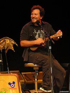 Eddie Vedder - Rio de Janeiro, Brasil , May 11, 2014