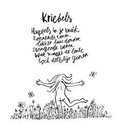 Kriebels - Lente ♡
