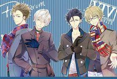 TsukiUta Winter: Senior Unit