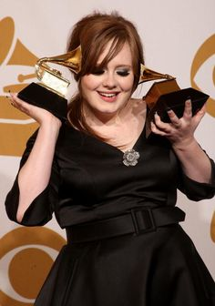pretty curves...adele - love her love her!!!
