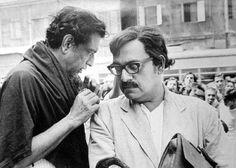 Utpal Dutt and Satyajit Ray Site: Site: http://iamhijibijbij.blogspot.com/