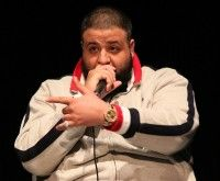 """Producer/artist DJ Khaled attends BMI's """"How I Wrote That Song"""" at Key Club on February 11, 2012 in West Hollywood, California."""