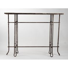 Found it at Wayfair - Nathaniel Console Table