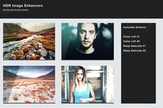 Check out HDR Image Enhancers by moloneymike on Creative Market