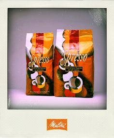 Para quem pedia por um café mais encorpado e com muito sabor, lançamos o #Melitta Spresso Grão em 1997. #TBT