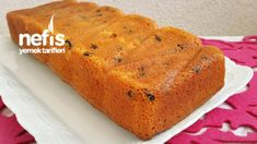 Pudding Cake, Beautiful Cakes, Banana Bread, Tart, Cake Recipes, Deserts, Food And Drink, Cooking, Ethnic Recipes