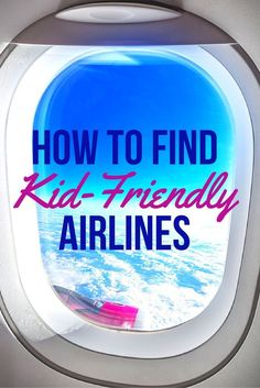 All airlines are not created equal when it comes to family travel. Find out what features you should be looking for when planning your next trip by plane with kids.