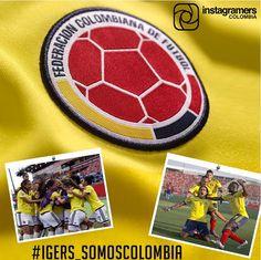 #IGERS_SOMOSCOLOMBIA  Queremos invitarlos a que compartan sus capturas apoyando a las Selecciones Colombia que están disputando el Mundial de fútbol femenino en Canadá y la Copa América en Chile. Muéstranos cómo vives, cómo disfrutas, cómo celebras y cómo vibras con nuestras selecciones, utiliza el tag #igers_somoscolombia #igerscolombia y vivamos entre todos los mejores momentos.  Fotos: @eltiempo @fcfseleccioncol @fcffemenino