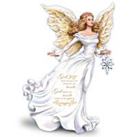 906570001 - Dona Gelsinger My Strength, My Guide Angel Figuri…