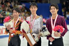Yuzuru Hanyu - 82nd All Japan Figure Skating Championships: Day 2