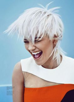 """""""Rita Gets Real"""" Rita Ora for Marie Claire US July 2015"""