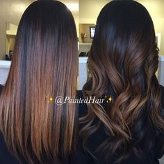 ✨Blended✨ #paintedhairpaneling sessions are required to get beautiful, healthy, multidimensional results❤️. ☺️