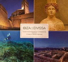 Ibiza, 15 años de Patrimonio de la Humanidad por su cultura milenaria y biodiversidad excepcional. Un lujo viajar a través de la Historia y disfrutar de Dalt Vila, la Necrópolis de Puig des Molins, las praderas de Posidonia o el poblado fenicio de Sa Caleta. Eivissa, 15 years of World Heritage. A luxury travel through the History: Enjoy Dalt Vila, Puig des Molins Necrópolis, Posidonia fields and the Phoenician settlement of Sa Caleta.