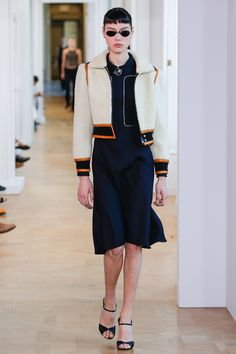 Courrèges Spring 2017 Ready-to-Wear Collection Photos - Vogue