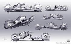 Cosmic Motors Detonator | danielsimon