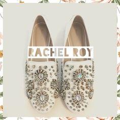 "Selling this ""Rachel Roy Garrett Crystal Studded Flats"" in my Poshmark closet! My username is: qsat. #shopmycloset #poshmark #fashion #shopping #style #forsale #Rachel Roy #Shoes"