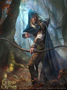 Prince of the elves Regular by JackWangLei on deviantART