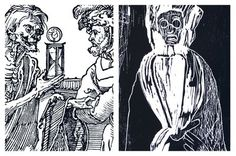 simple woodcuts - Google Search