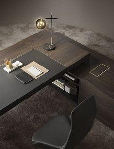 BLOCK 2.0 executive office desk by Prof Office   ad RMDESIGNSTUDIO