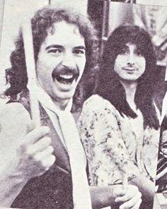 Steve Smith and Steve Perry