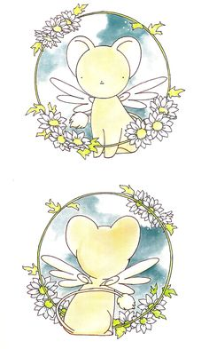 Cardcaptor Sakura Illustrations Collection 2/Kero-chan/#30079 - Zerochan