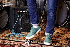 Молодежные зеленые кеды Las Espadrillas для активных людей. Закажи тут http://kedoff.net всего 1199грн. #shoes #footwear #style #woman #man #sneakers #keds #converse #Обувь #стиль #journal #vans #look #like #madeinukraine #hypebeast #sneakerfreaker #sneakernews #goodlook #кеды #стиль #бренд #обувь #магазин #fashion #mode #style #мода #стиль #lookbook #Journal #fashio #rock