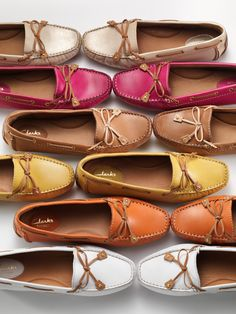 Ladies Spring Moccasin Loafer for Spring/Summer 2013 Fancy Shoes, Cute Shoes, Me Too Shoes, Casual Oxford Shoes, Womens Summer Shoes, Mode Chic, Vintage Mode, Desert Boots, Loafers For Women