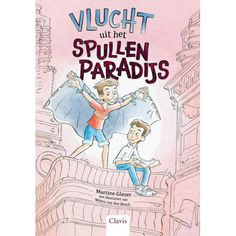 Vlucht uit het spullenparadijs - Martine Glaser Books, Fictional Characters, Products, Libros, Book, Book Illustrations, Gadget, Libri
