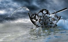 Surreal Machine by tk-link, via Flickr
