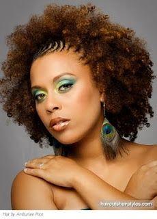 Marvelous Cornrow African Hair Braiding And African Hair On Pinterest Short Hairstyles For Black Women Fulllsitofus