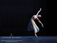 Gillian Murphy, one of the most gifted dancers in the world.