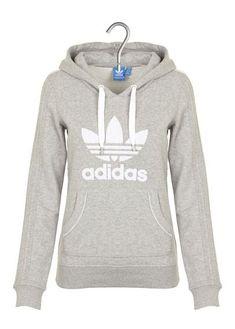 810d5d34bb5 E-shop Adidas – Adidas Gray Screen Printed Hoodie for Women on Place … -  Magnet Mode City · Sweet À Capuche FemmeSweat ...