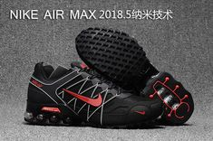 pretty nice 7df60 67760 Nike air max 2018.5 men black white red wholesale cheap price Running Shoes  Nike, Nike