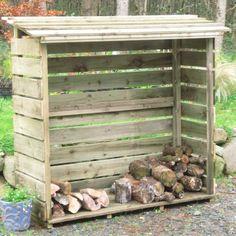 Image Detail For Firewood Storage Racks Woodstocker Rack By Harrie Leenders Modern