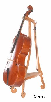 Cello stand by Jeff Grace