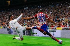 A ticket to the UEFA Champions League semifinals is in place when Atletico Madrid visits Santiago Bernabeu Stadium to take on Real Madrid, this Wednesday at 13:45 PM Eastern Time. http://www.eog.com/soccer/champions-league-free-picks-atletico-madrid-vs-real-madrid/