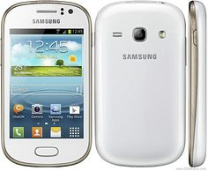 Samsung galaxy fame (white version)