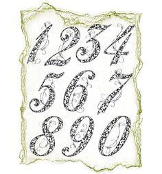 Leimasinsetti - Numerot