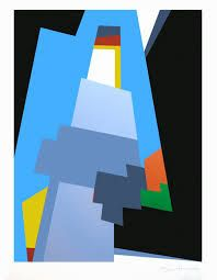 geometric abstraction paintings - Google Search