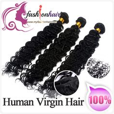 http://www.ebay.com/itm/100-Brazilian-Virgin-Human-Hair-Extension-Weave-16-18-20-100g-bundle-Deep-Wave-/390971672817