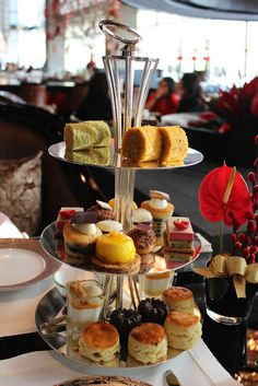 Olivia's choice: The best High Tea in Hong Kong - The Ritz-Carlton
