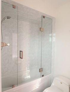 Like These Gl Doors For The Hallway Shower Bath Tub Frameless