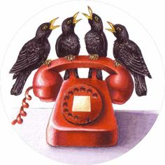 Calling birds are no sort of business asset so today we'll look at telephone techniques. Description from 10eighty.co.uk. I searched for this on bing.com/images