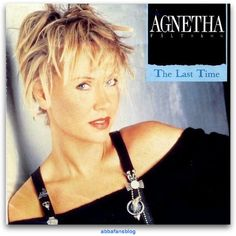"""Today in 1988 Angetha's single """"The Last Time"""" entered the charts in the Netherlands where it stayed for 8 weeks reached number 40... #Abba #Agnetha #Vinyl http://abbafansblog.blogspot.co.uk/2017/02/6th-february-1988_5.html"""