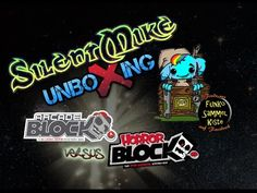 Silent Mike Unboxing Special #009 - Attack the Block - Arcadeblock vs Ho...