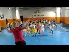 Sabah Sporu Sabah Dansı Çocuklar Güne Spor ve Dansla Başlıyor Beden Eğitimi - YouTube