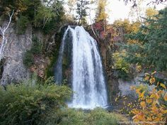 Spearfish Canyon, SD One of the most beautiful places to me in the world