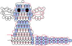 Pin Pony Bead Patterns Animal Companionship Pictures On Pinterest Pattern
