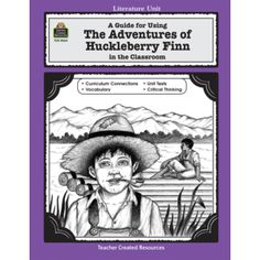 a literary analysis of the moral lessons in the adventures of huckleberry finn by mark twain American literature sites discussion questions on mark twain's the adventures of huckleberry finn 1 what elements mark huckleberry finn as a mythical or archetypal story what incidents mark steps in huck's moral growth 4.